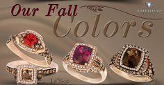 Le Vian's fall colors!