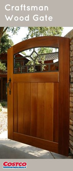 Pacific Gate Works, a wood gate builder located in western Oregon, began when two craftsmen, a metalworker and a woodworker, found a unique way to combine their passions. Our wooden gate designs exhibit time-tested construction techniques that utilize the natural beauty of Red Western Cedar and the strength of iron, making our products one of a kind.