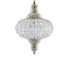 This pendant light is pure perfection.