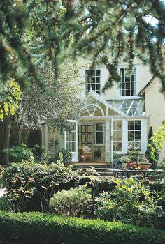 conservatory ideas - Sharon Santoni