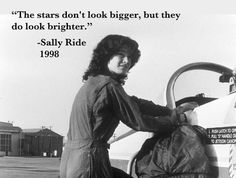 RIP Sally Ride, first lesbian in space.