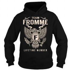 Team FROMME Lifetime Member - Last Name, Surname T-Shirt #name #tshirts #FROMME #gift #ideas #Popular #Everything #Videos #Shop #Animals #pets #Architecture #Art #Cars #motorcycles #Celebrities #DIY #crafts #Design #Education #Entertainment #Food #drink #Gardening #Geek #Hair #beauty #Health #fitness #History #Holidays #events #Home decor #Humor #Illustrations #posters #Kids #parenting #Men #Outdoors #Photography #Products #Quotes #Science #nature #Sports #Tattoos #Technology #Travel…