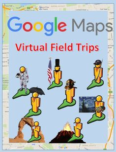 Social Studies Resources, Teaching Social Studies, Educational Technology, Instructional Technology, Instructional Strategies, Virtual Field Trips, Flipped Classroom, Blended Learning, Project Based Learning