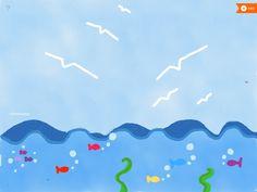 Un taglio nell'oceano