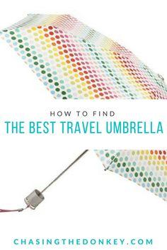 Best Umbrella 2020.Best Travel Umbrella