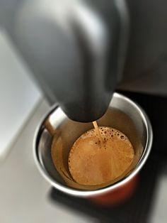 Einen angenehmen Samstag wünsche ich euch mit einem #FortissioLungo #Kaffe von @Nespresso #whatelse
