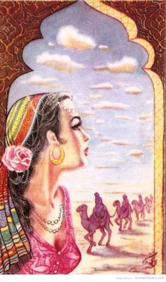 Painting by Mohammad Tajvidi (20)