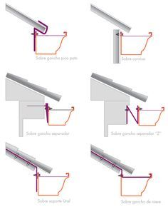 Pin ulembekov ruf construction detail and metal roof diagram ingbert drawings civil engineering structural analysis architecture Roof Architecture, Architecture Details, Roof Design, House Design, Steel Roofing, Tin Roofing, Roofing Shingles, Roof Detail, Flat Roof
