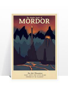 Mordor - LOTR