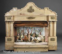 Italian Puppet Theater, Opera dei Pupi  	      	      		         		Sign In to see what this sold for