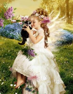 Fairy Child in - WHITE