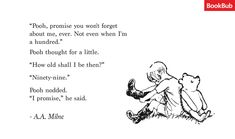 5 Winnie-the-Pooh quotes for A.A. Milne's birthday