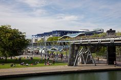 How the Parc de la Villette Kickstarted a New Era for Urban Design