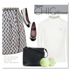 """""""Outfit / Kids"""" by lisa-266 ❤ liked on Polyvore featuring Blumarine, Gucci, Pretty Ballerinas, Eos, chic, kids and children"""