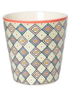 FIORI kruka grön | Pots/vases | PotsVases | Glas & Porslin | Inredning | INDISKA Shop Online