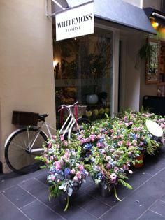 Florist shop.