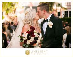 Wedding Day, Bride and Groom, High School Sweethearts, True Love, Happiness, Kisses, Ceremony, Family, Friends, Bouquet, Limelight Photography, WWW.Stepintothelimelight.com
