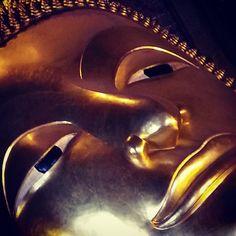 Lying Buddha, Bangkok, Thailand