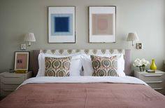 61 Ideas Bedroom Interior Inspiration Bedspreads For 2019 Bedroom Interior Colour, Interior Design, Interior Architecture, Home Bedroom, Master Bedroom, Serene Bedroom, Feminine Bedroom, Sophisticated Bedroom, Georgian Homes