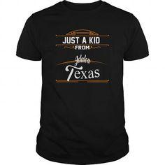 I Love A Kid From Idalou  Texas T-Shirts #tee #tshirt #named tshirt #hobbie tshirts #kid