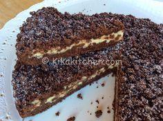 Sbriciolata al cacao con ricotta e cioccolato   Kikakitchen