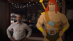 Son of Zorn - Episode - The War of the Workplace - Sneak Peeks, Promotional Photos & Press Release Jason Sudeikis, Tv Reviews, Press Release, Live Action, Workplace, Sons, Bring It On, Animation, War