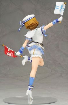 (32.30$)  Know more - http://aij95.worlditems.win/all/product.php?id=32723247816 - 1pcs anime character ALTER Lovelive! Hanayo Koizumi on sailor suit action pvc figure model tall 26cm.