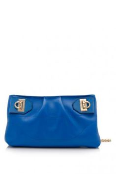 e1badf55a3 Salvatore Ferragamo Double Gancio Mini Bag (THB 23