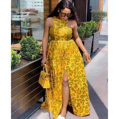 12 Best Ankara Fashion Styles For Ladies - African Wear Outfits 2020 African Wear Dresses, African Fashion Ankara, Latest African Fashion Dresses, African Print Fashion, African Attire, African Outfits, Ankara Maxi Dress, Dashiki Dress, Ankara Mode