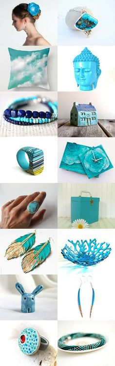 A Walk In The Clouds by Joanna on Etsy--Pinned with TreasuryPin.com