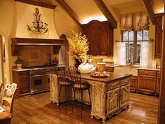 When You Want To Plan To Have French Country Kitchen Design Ideas You  Should Choose The Best Home ...