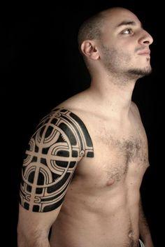 As incríveis tatuagens do tatuador Nazareno Tubaro | Tinta na Pele