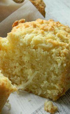 Coconut Bread. This is SO SO SO delicious!