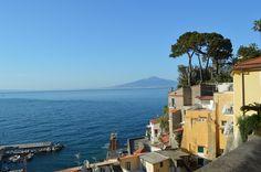 Veduta del borgo marinaro di Marina Grande, #Sorrento
