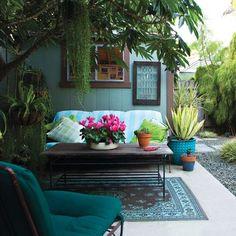 Chic Backyard Ideas on a Budget  - Sunset