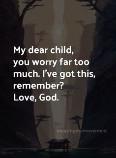 #godquotes #confidence #havefaith #trust #peace #hope #amazingmemovement