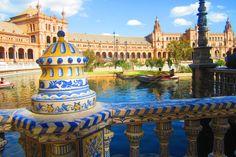 Me enamoré de Sevilla