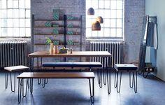 // Furniture by Rob Scarlett   Heals UK
