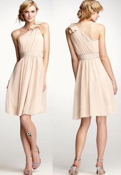 Beautiful bridesmaid dress by Ann Taylor