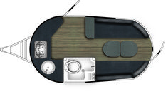 $35k airstream basecamp Floorplan                                                                                                                                                                                 More