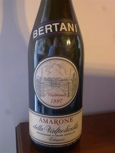 Amarone Bertani 1997