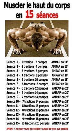 Musculation des Pectoraux 15 Exercices Puissance ou Masse fad9307399b