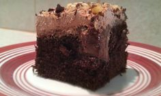 Yum... Id Pinch That! | Hot Fudge Anyday Cake