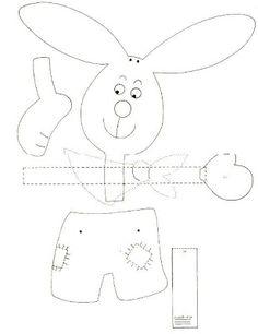 15 Ideas de manualidades infantiles reciclando botellas y cartones de huevo Easter Arts And Crafts, Bunny Crafts, Diy For Kids, Crafts For Kids, Ideias Diy, Easter Activities, Easter Bunny, Diy Gifts, Creations