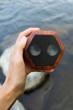 This water-resistant, wireless pocket speaker that also happens to look baller AF: | 17 Gifts Outdoorsy People Will Absolutely Love
