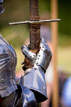 Ritasv Hand On Sword By Alex Stanhope Ritter Chivalry Medieval Knight