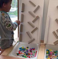 Baby Learning Activities, Montessori Activities, Infant Activities, Fun Activities, Montessori Baby, Hand Crafts For Kids, Baby Sensory Play, Indoor Activities For Kids, Preschool Crafts