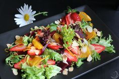 ... in a blue moon... on Pinterest | Ricotta, Figs and Strawberry salads