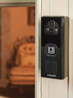 Like Caller ID for your front porch, this innovative security solution lets you discreetly screen visitors on your doorstep while protecting your privacy.