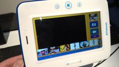Polaroid has launched its Kids Tablet, a sturdy tablet featuring educational and multimedia apps and safe web browsing.